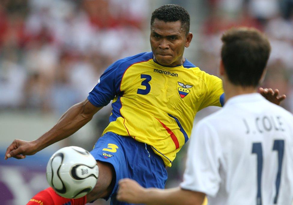 9. Iván Hurtado