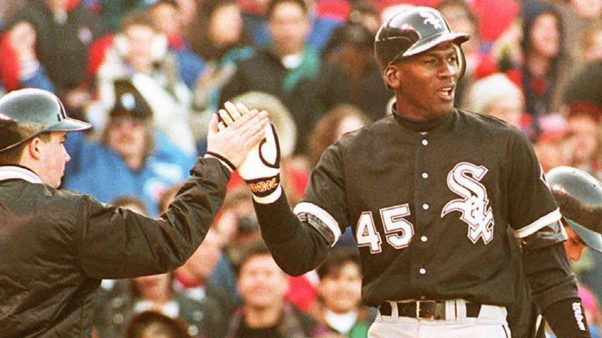 árbitro Estallar Pedicab  MLB | Hace 24 años, Michael Jordan firmó con los Chicago White Sox - AS USA