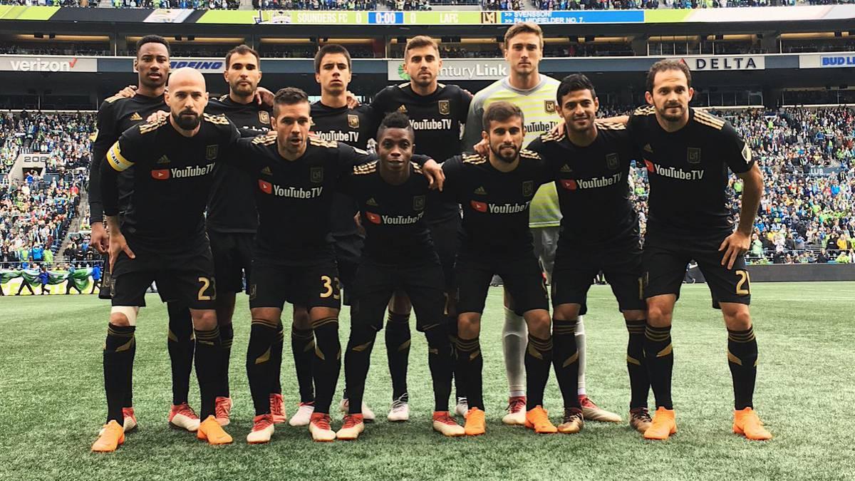 Resultado de imagen de Los Ángeles FC