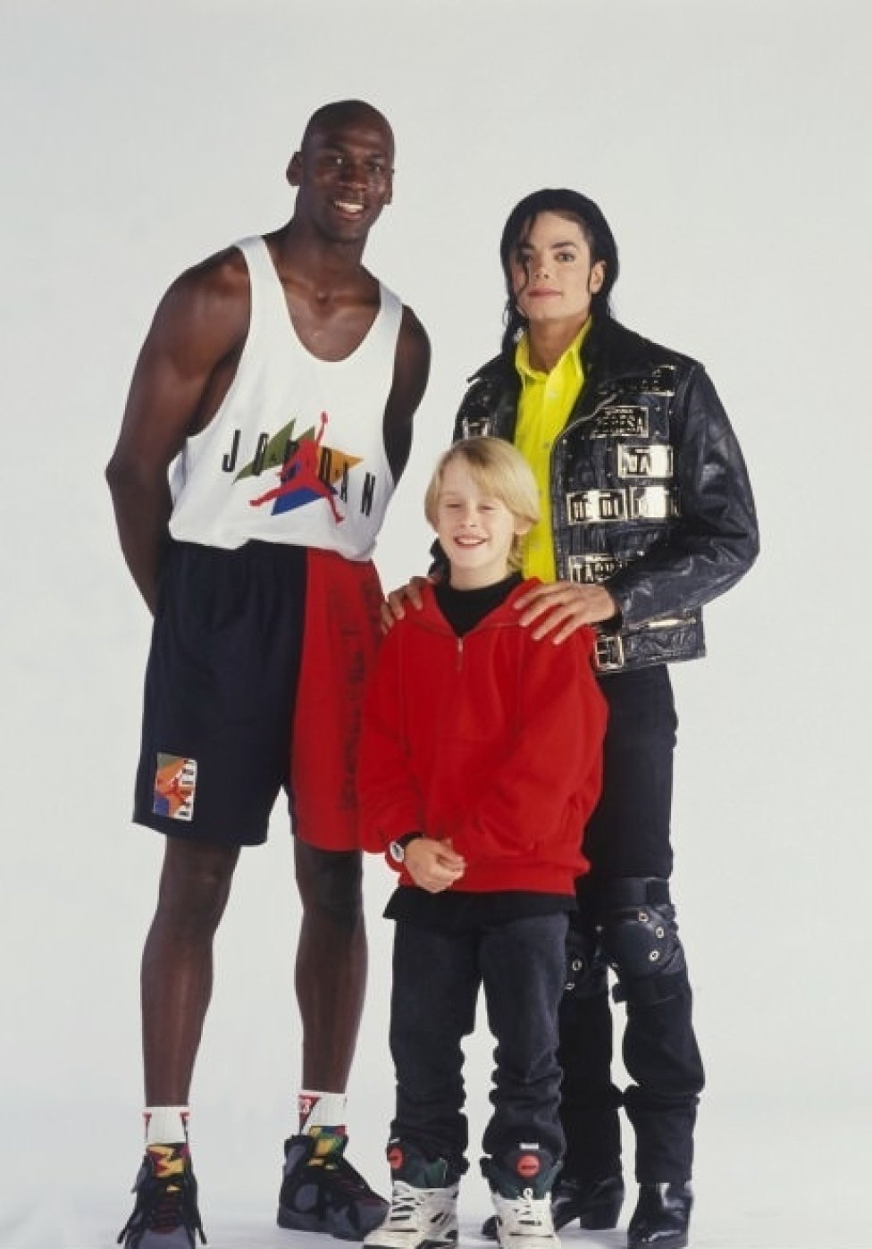 10 Imágenes Inéditas De Michael Jordan As Usa