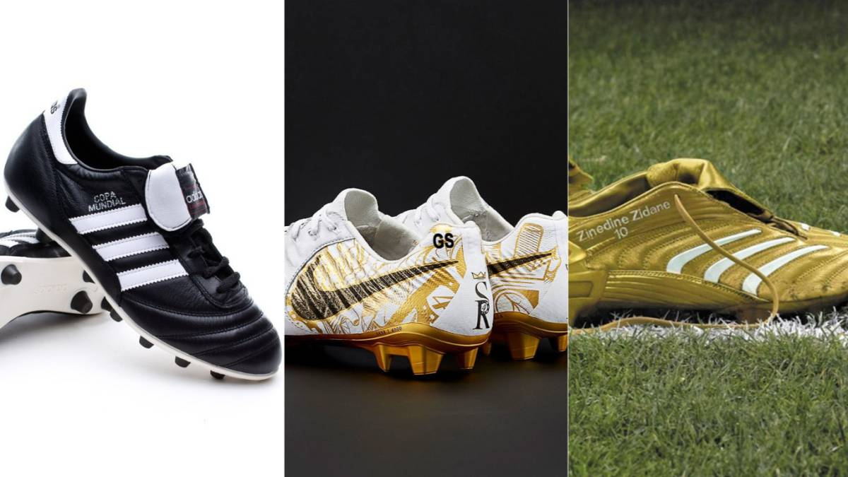 Los 10 zapatos más populares del fútbol AS USA
