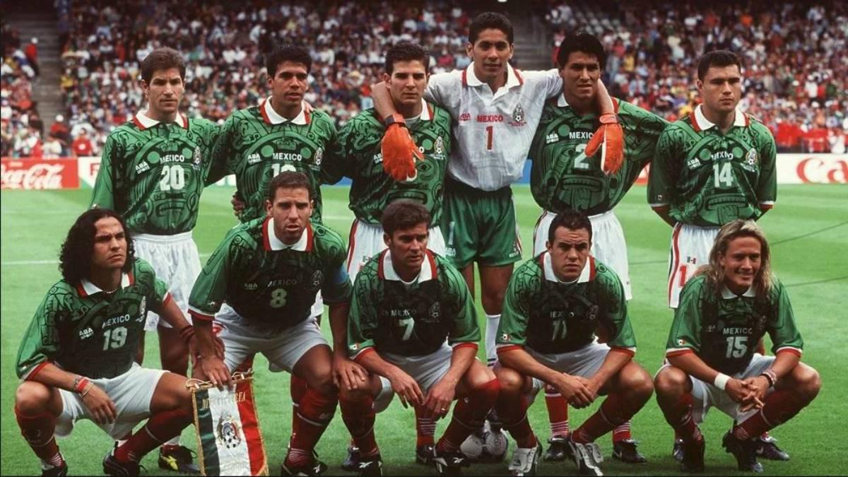 Qué Fue De La Selección Mexicana De Francia 1998 As Usa