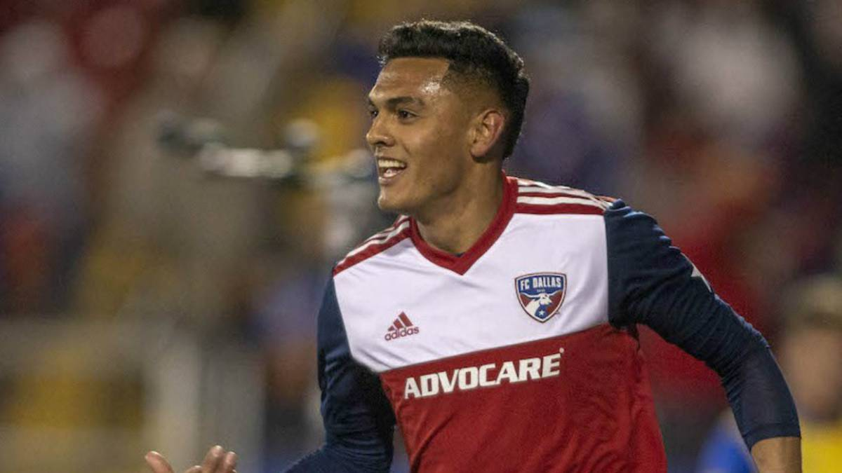 Colmán se pierde el resto de la temporada con FC Dallas - AS USA