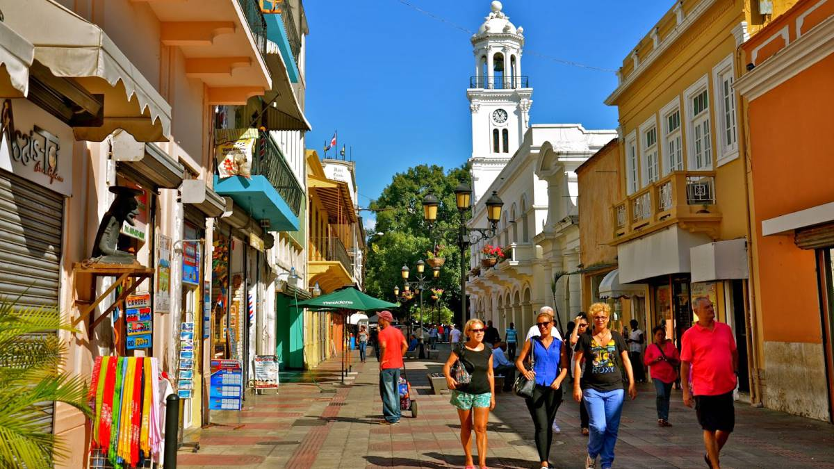 Santo Domingo, merengue y pasión en el Caribe - AS USA