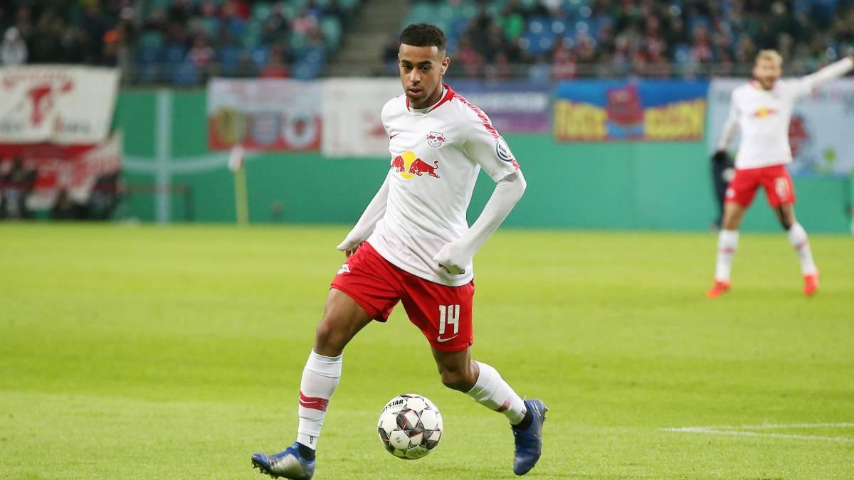 RB Leipzig rompe racha ganadora con Tyler Adams en la banca - AS USA