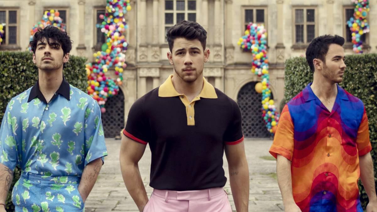 Jonas Brothers anuncian su regreso a los escenarios - AS USA