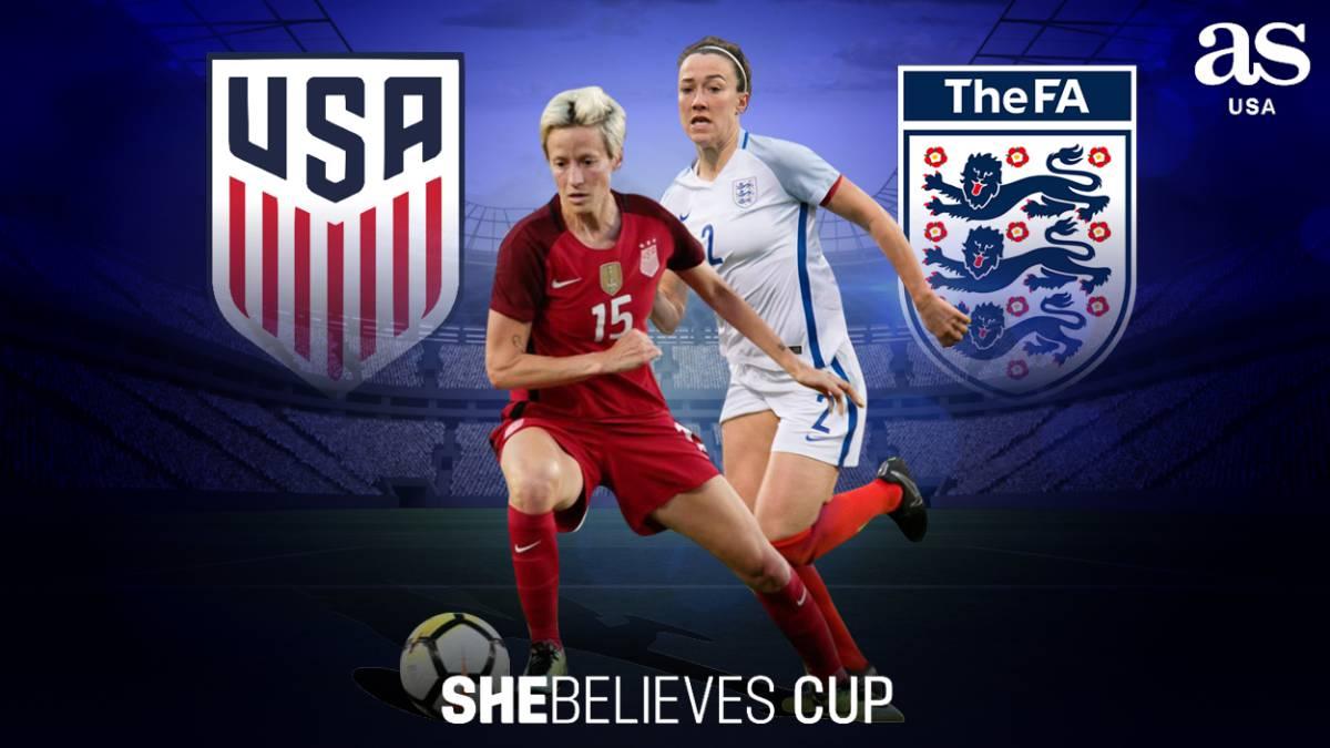 90 Minutos De Futbol En Vivo Por Internet usa vs inglaterra femenil en vivo online, she believes cup