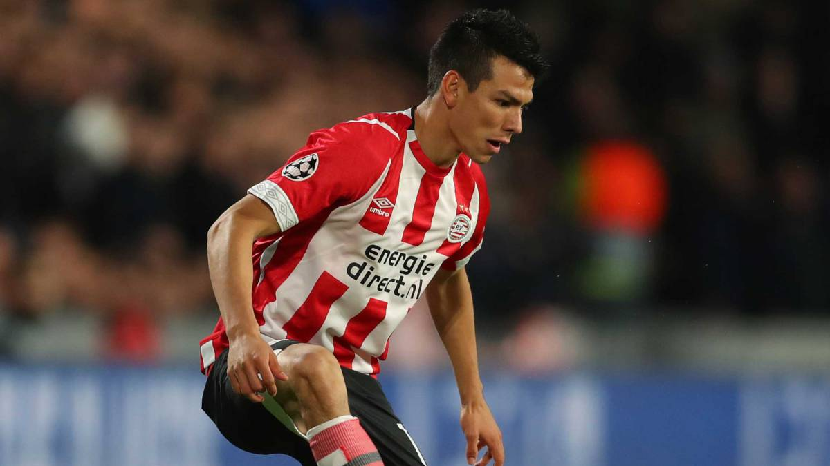 Hirving 'Chucky' Lozano doesn't rule out to play in the MLS - AS USA