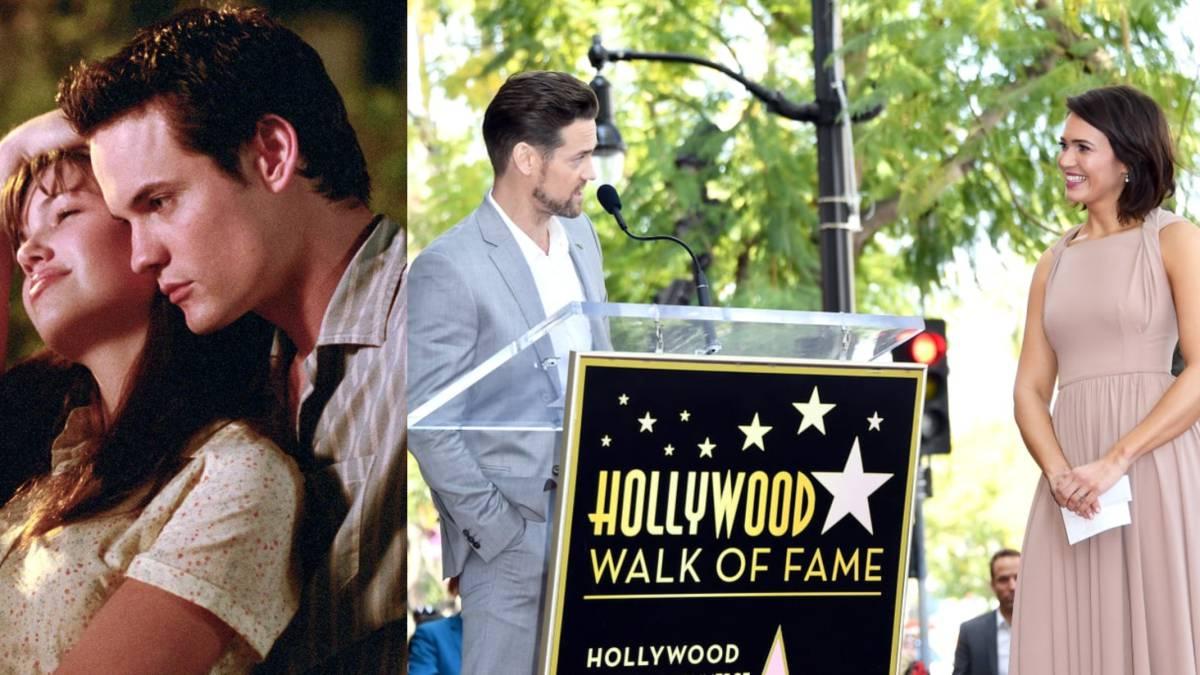 Shane West De A Walk To Remember Acompano A Mandy Moore As Usa