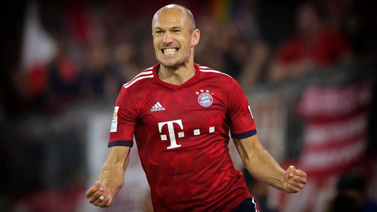 Arjen Robben piensa en la MLS al terminar contrato con Bayern - AS USA