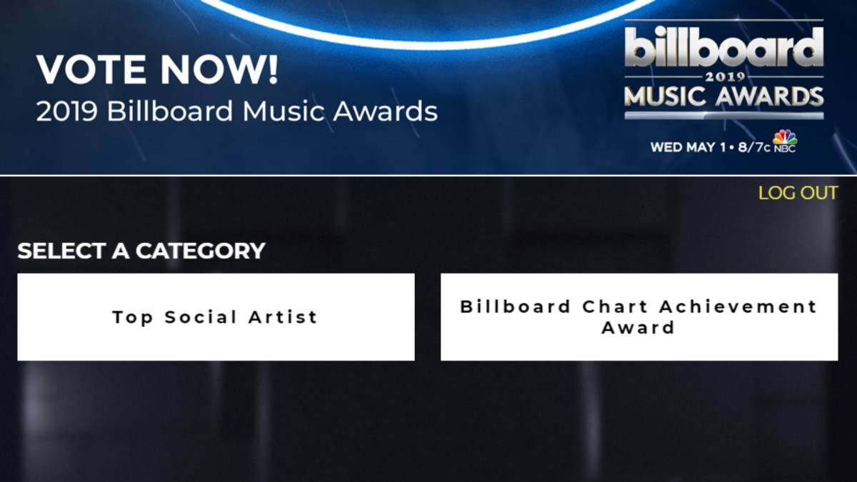 Cómo votar en los Billboard Music Awards 2019? - AS USA