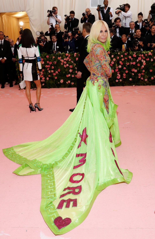 5255bd50c Alfombra roja de los MET Gala 2019  los famosos peor vestidos - AS USA