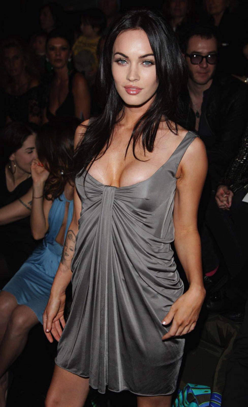 33 Años De Megan Fox Una De Las Mujeres Más Sexys Del Mundo