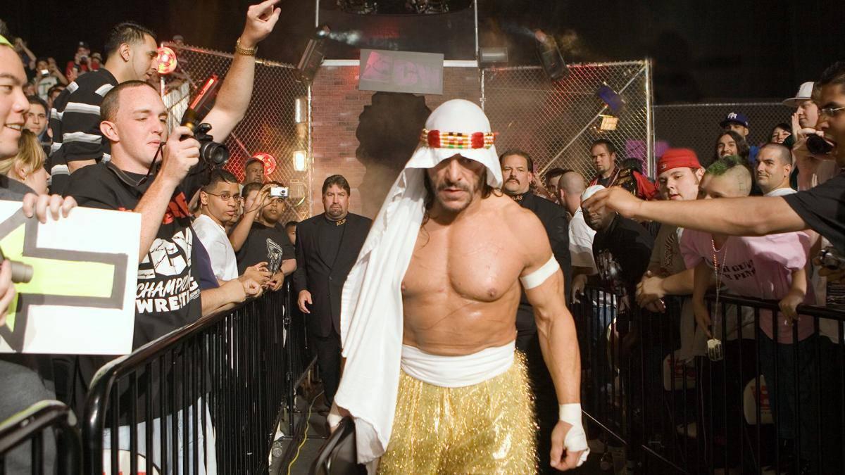 WWE Sabu