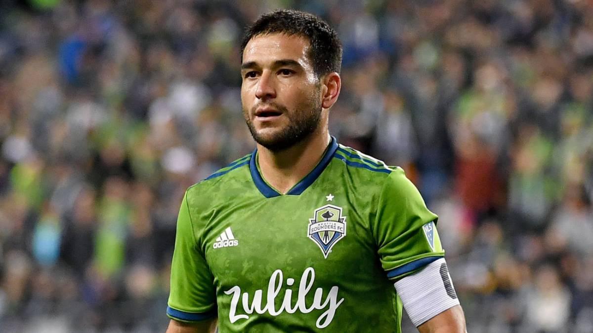 Nicolás Lodeiro, el líder de Seattle Sounders en la MLS Cup - AS USA