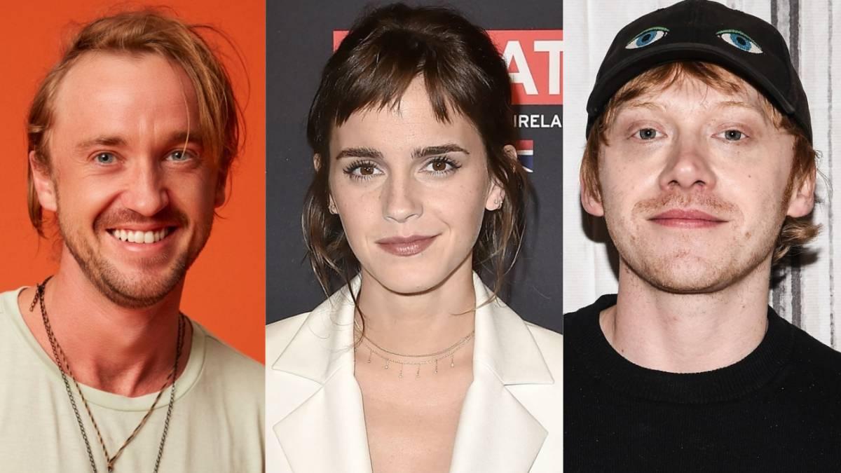Rupert Grint Opina Sobre Romance Entre Emma Watson Y Tom Felton As Usa