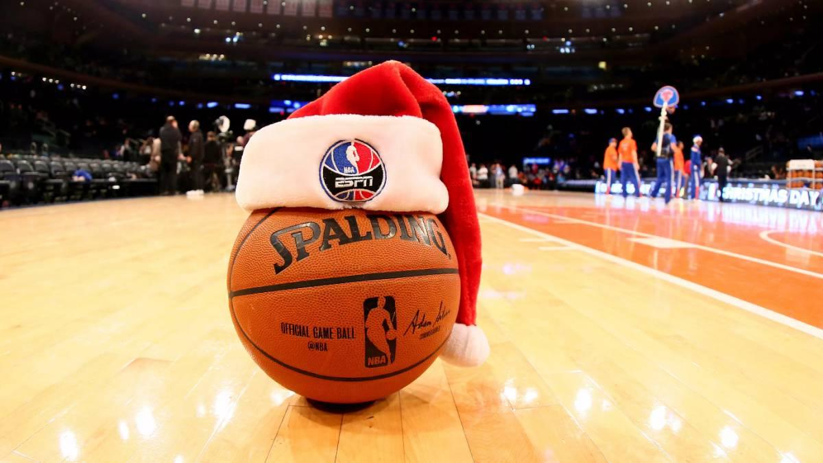 Los partidos de la NBA que se jugarán en Navidad en el 2019 - AS USA