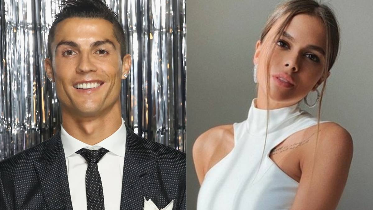 Viktoria Odintcova, la modelo que rechazó a Cristiano Ronaldo - AS USA