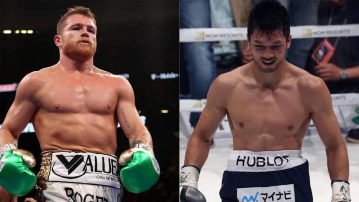 Estrella japonesa quiere pelear con Canelo Álvarez en mayo - AS USA