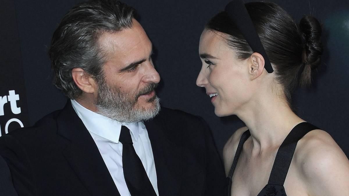 Todo sobre la costosa boda de Joaquin Phoenix y Rooney Mara! - AS USA