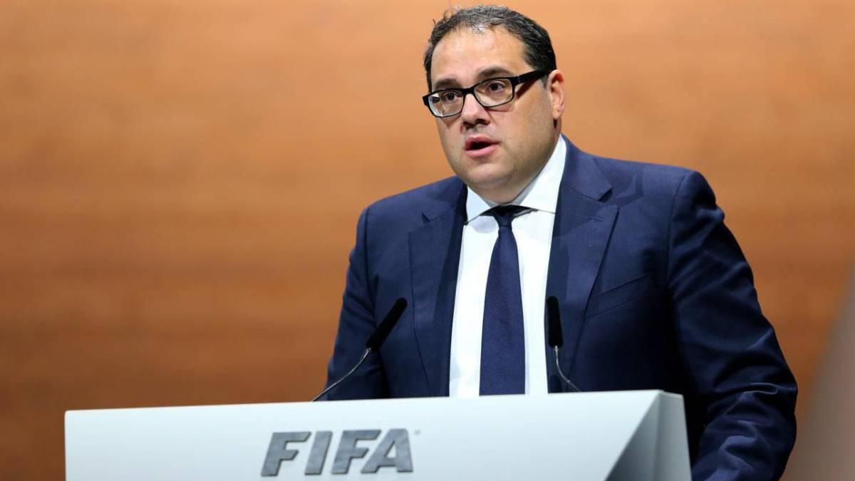 Víctor Montagliani: la FIFA aplazará la Fecha FIFA de junio - AS USA