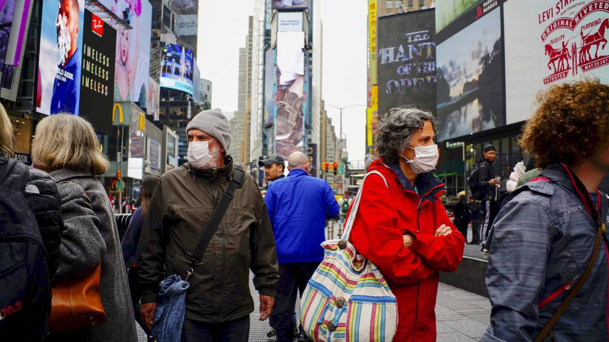 Estados Unidos supera las 200.000 muertes por coronavirus