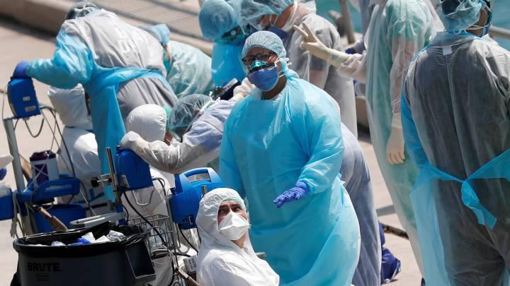 Coronavirus en USA: Casos y últimas noticias del 6 de abril - AS USA