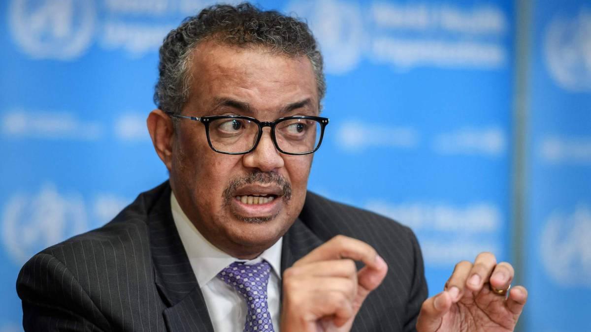 Quién es Tedros Adhanom, el director general de la OMS - AS USA