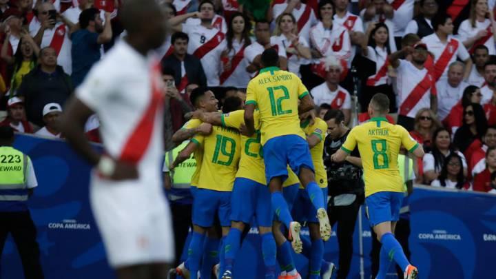 Peru Vs Brasil Eliminatorias Conmebol Qatar 2022 Horario Tv Como Y Donde Ver En Usa As Usa