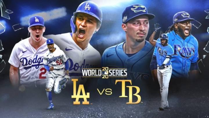 Tampa Bay Rays vs LA Dodgers: Horario, TV; cómo y dónde ver el Juego 1 de  la Serie Mundial MLB - AS USA