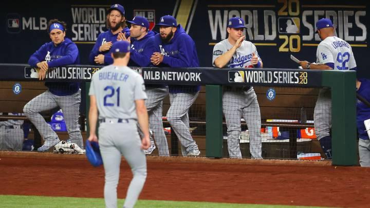 Dodgers vs Rays(6-2): resumen y anotaciones del partido - AS USA