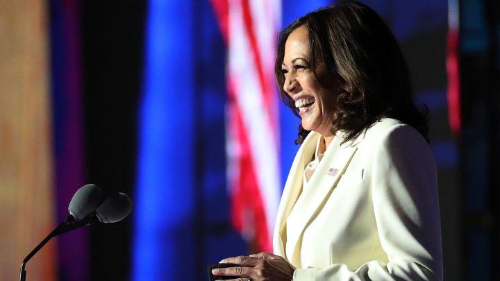"Kamala Harris: ""No seré la última mujer vicepresidenta del país"" - AS USA"