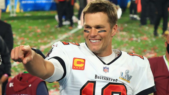 Brady vuelve a hacer historia