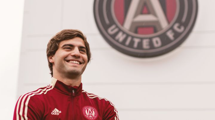 Atlanta United presenta a Santiago Sosa como nuevo fichaje - AS USA
